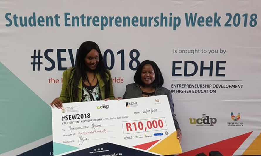National Entrepreneurship Roadshow for Students Launched at Vaal University of Technology