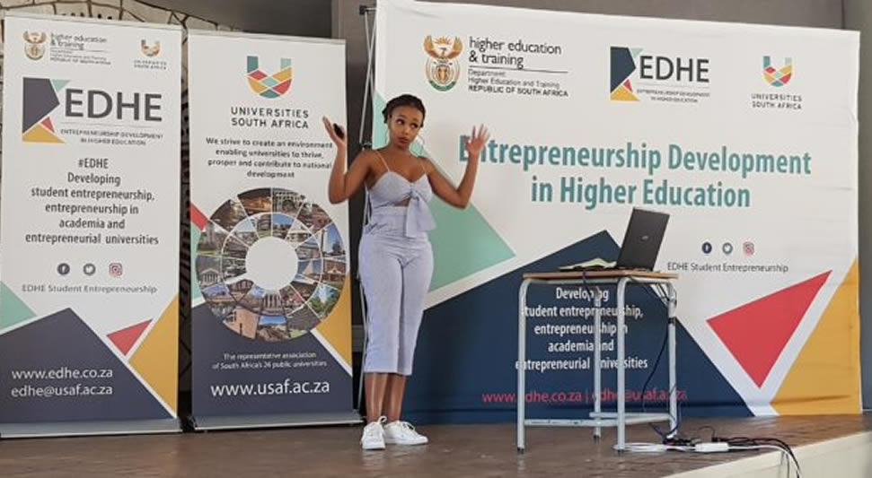 Students at Rural Universities Embrace Entrepreneurship Roadshow